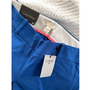 J.Crew City Fit-Stretch Cropped Pants